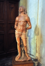 San Sebastiano Cappella Misericordia