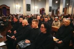 20/01/2019 SAN SEBASTIANO VESTIZIONE VOLONTARI DELLA MISERICORDIA