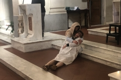 13/04/2019 VIA CRUCIS CATECHISMO 2019